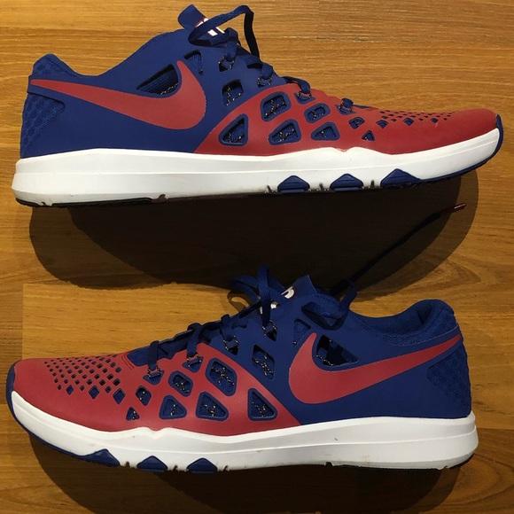 Nike Shoes | Ny Giants Flyknit Ltd
